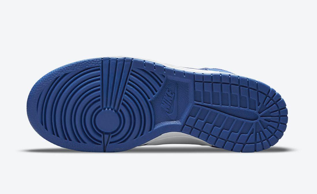 """ナイキ ダンク ハイ """"ゲーム ロイヤル"""" Nike-Dunk-High-Game-Royal-DC9265-101-sole"""