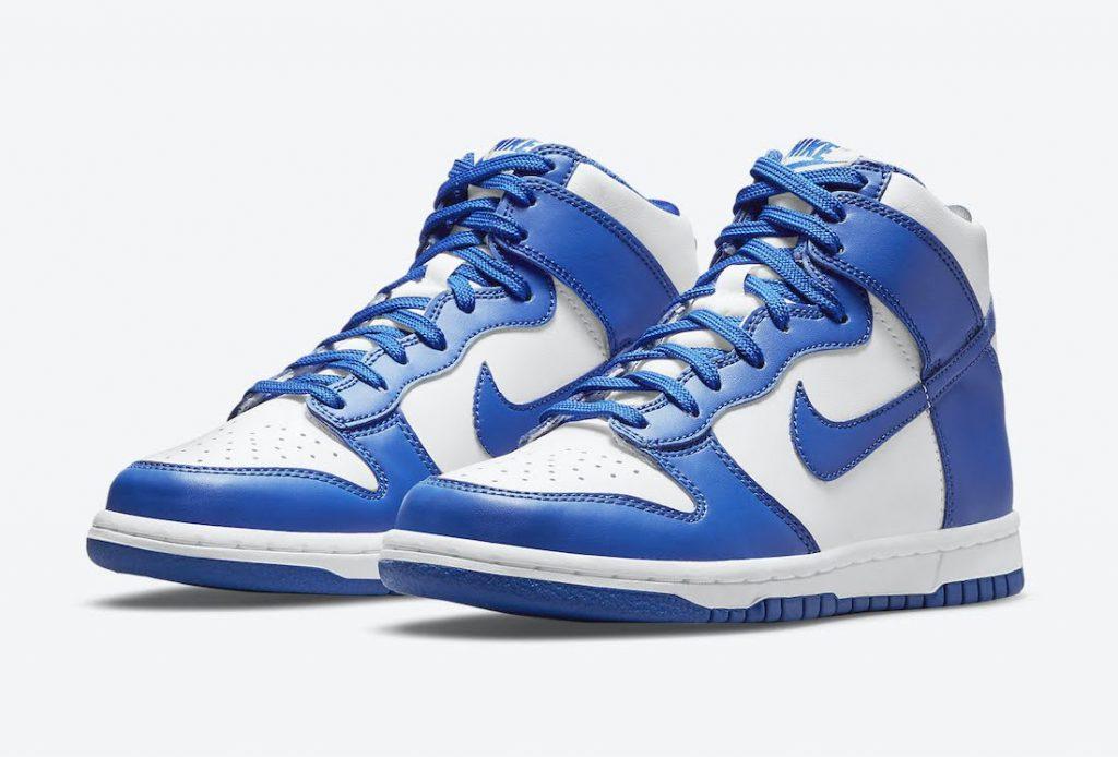 """6月11日発売【Nike Dunk High """"Game Royal""""】"""