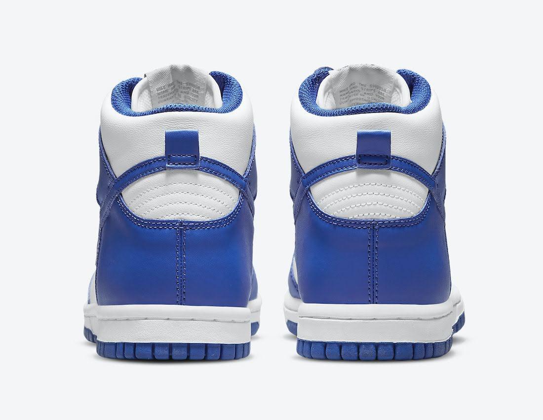 """ナイキ ダンク ハイ """"ゲーム ロイヤル"""" Nike-Dunk-High-Game-Royal-DC9265-101-heel"""
