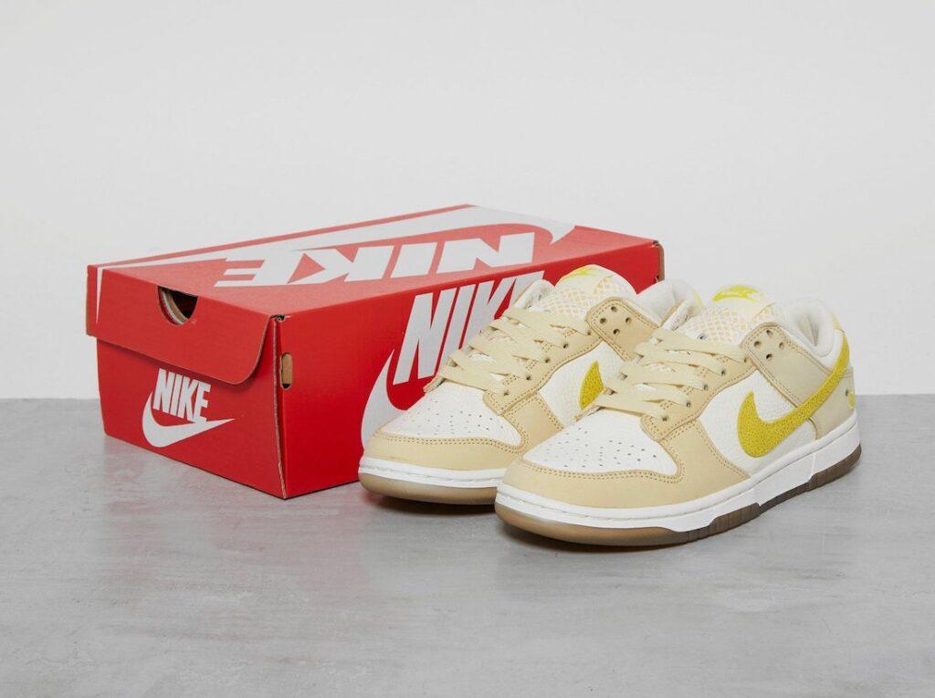"""5月20日発売【Nike WMNS Dunk Low """"レモンドロップ""""】"""