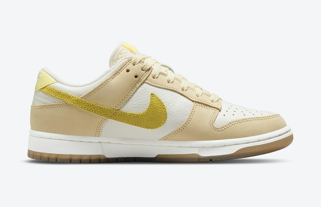 """ナイキ ウィメンズ ダンク ロー """"レモン ドロップ"""" Nike-Dunk-Low-Lemon-Drop-DJ6902-700-side-2"""