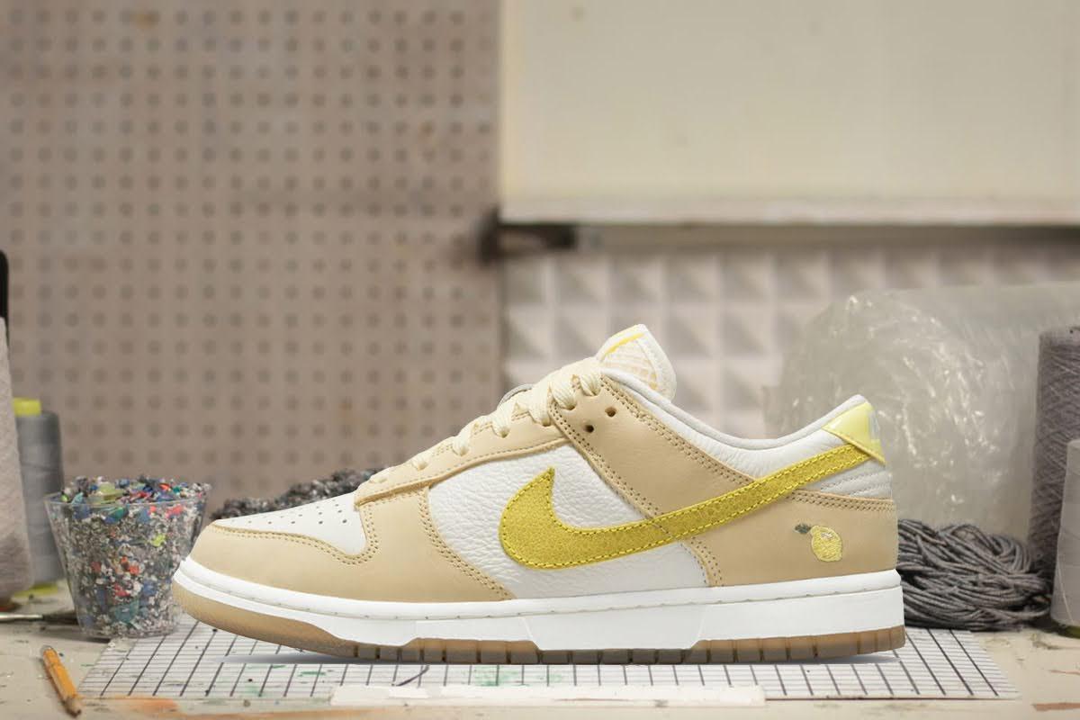"""ナイキ ウィメンズ ダンク ロー """"レモン ドロップ"""" Nike-Dunk-Low-Lemon-Drop-DJ6902-700-main"""
