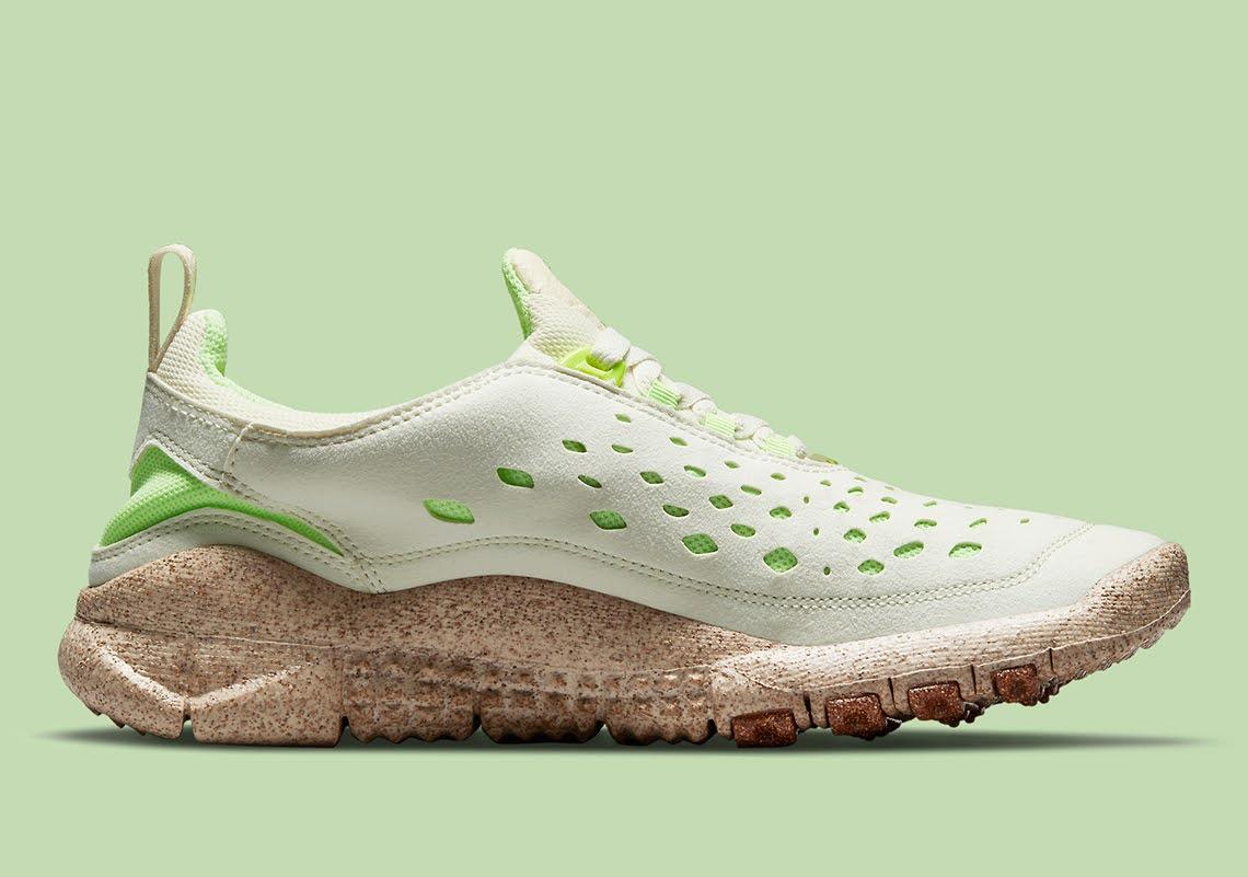 """ナイキ フリー ラン トレイル """"ハッピー パイナップル"""" Nike-Free-Run-Trail-happy-pineapple-CZ9079-100-side-2"""