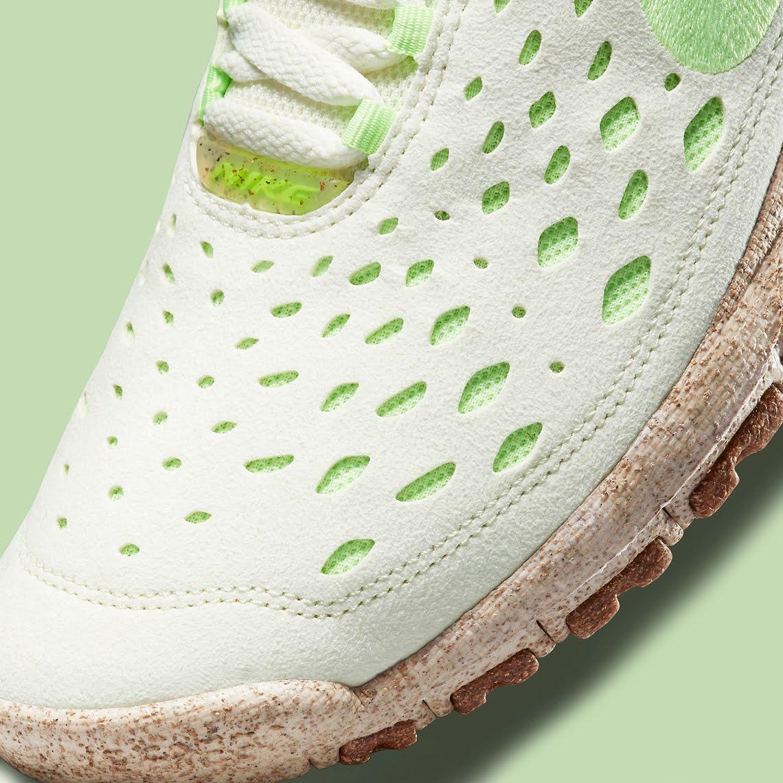 """ナイキ フリー ラン トレイル """"ハッピー パイナップル"""" Nike-Free-Run-Trail-happy-pineapple-CZ9079-100-toe"""