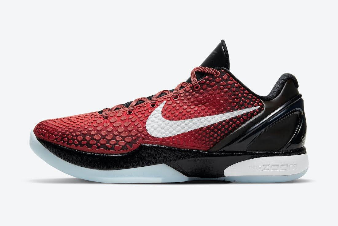 """ナイキ コービー 6 プロトロ """"オールスター"""" Nike-Kobe-6-Protro-All-Star-DH9888-600 side"""