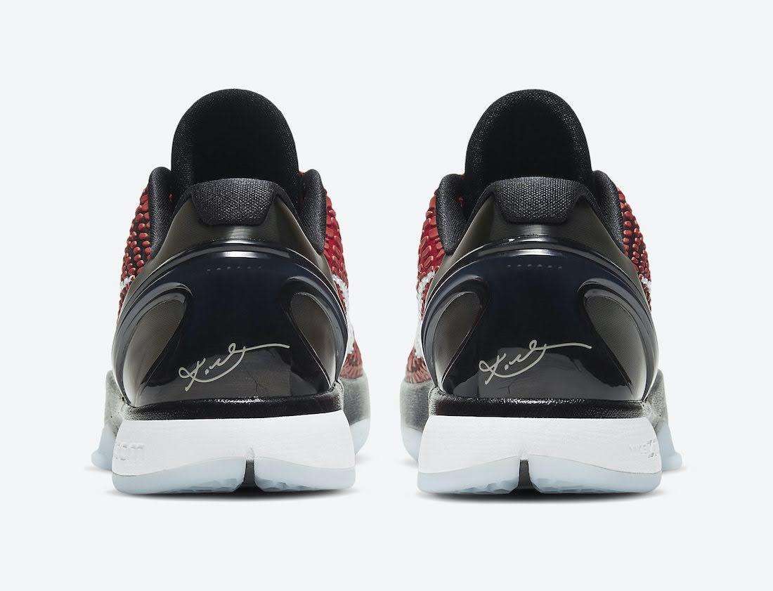 """ナイキ コービー 6 プロトロ """"オールスター"""" Nike-Kobe-6-Protro-All-Star-DH9888-600 back"""