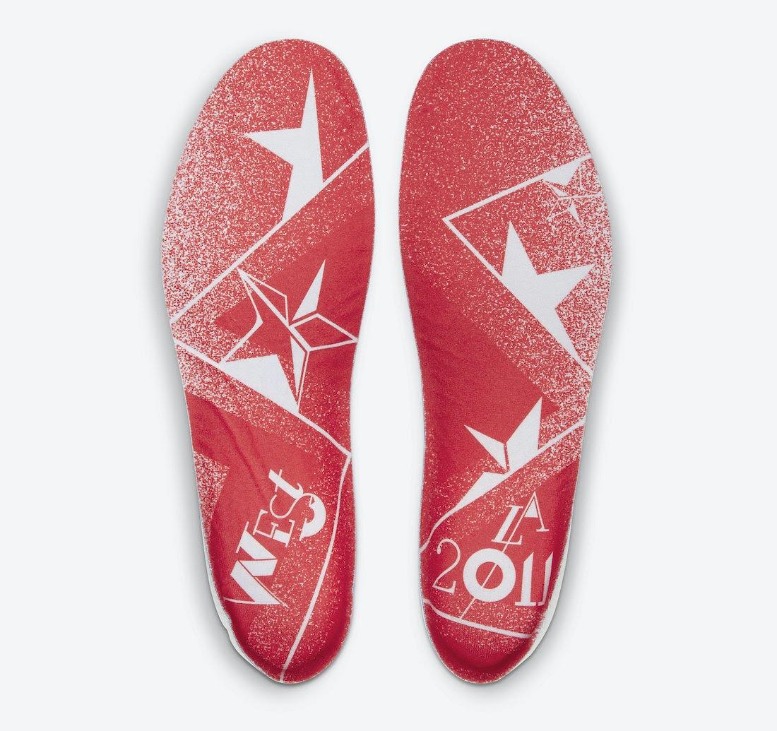 """ナイキ コービー 6 プロトロ """"オールスター"""" Nike-Kobe-6-Protro-All-Star-DH9888-600 insole"""