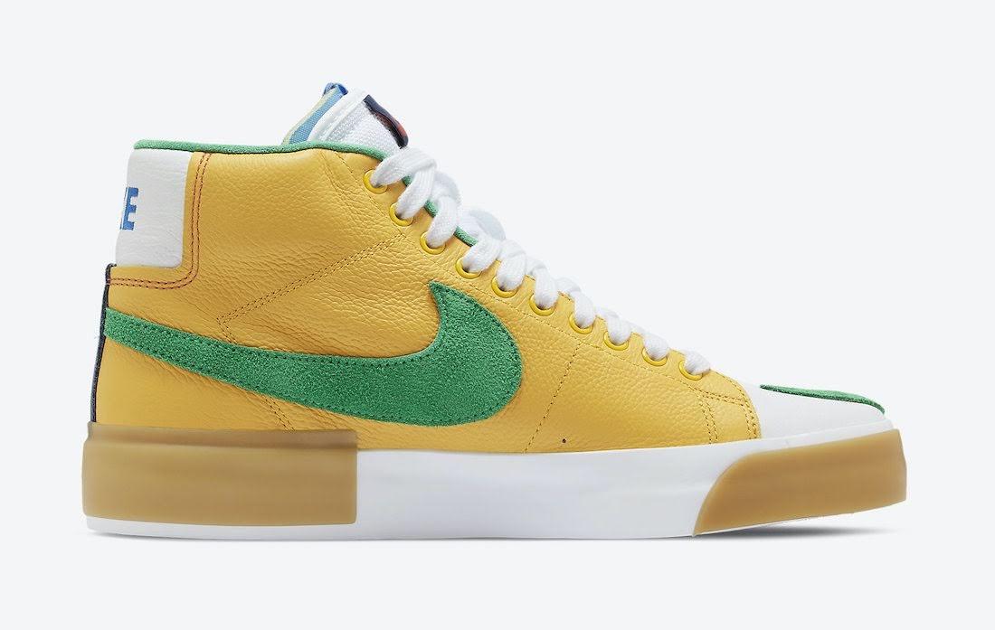 """ナイキ SB ブレーザー ミッド エッジ """"マルチカラー"""" Nike-SB-Blazer-Mid-Edge-Multi-Color-DA2189-800-side-2"""