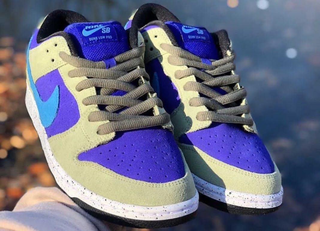 """ナイキ SB ダンクロー """"カルデラ ACG"""" Nike-SB-Dunk-Low-Caldera-ACG-pair"""