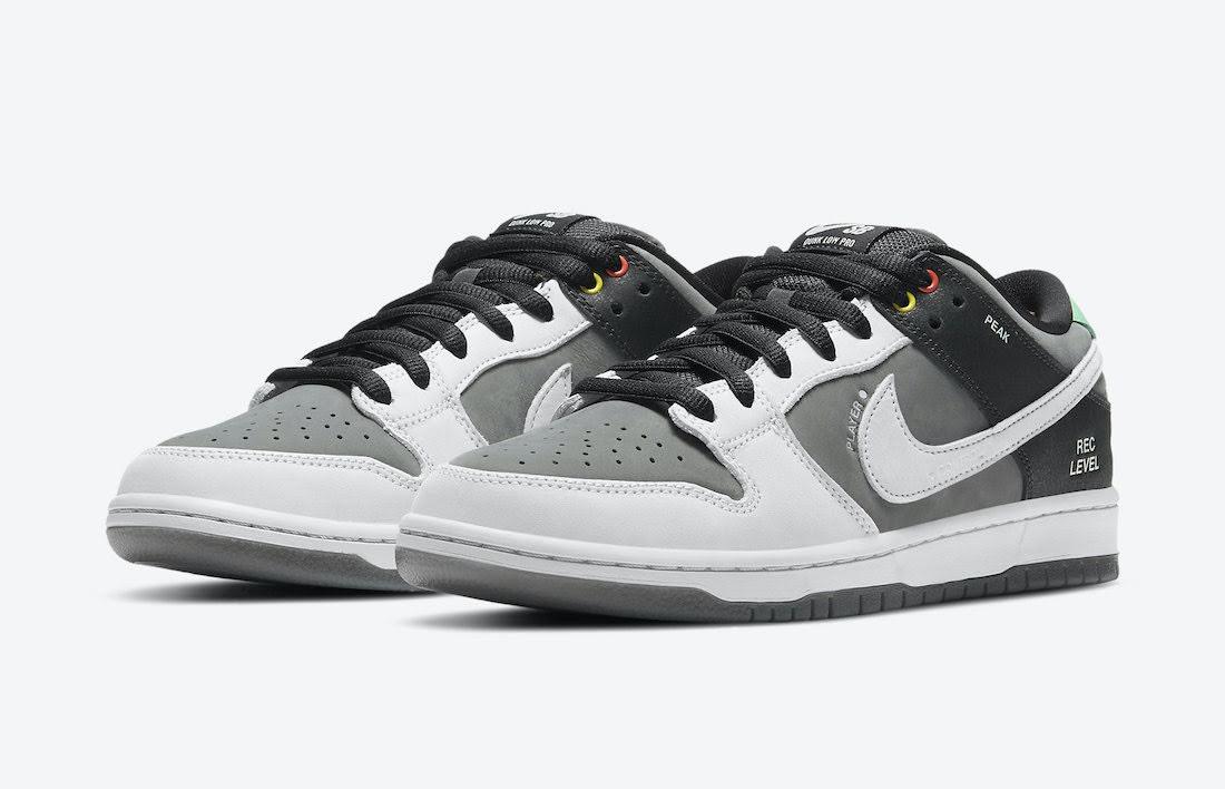 """ナイキ SB ダンク ロー """"カムコーダー"""" Nike-SB-Dunk-Low-Camcorder-CV1659-001-pair"""