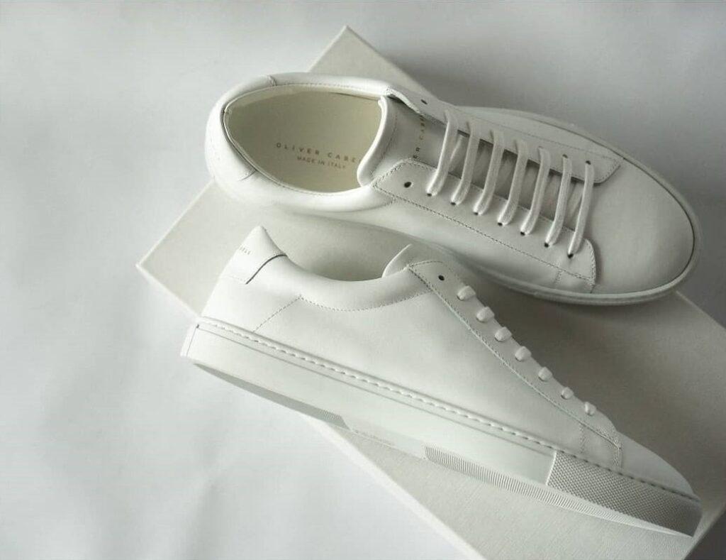オリバー カベル 白 スニーカー Oliver_Cabell_White_Sneakers_Low_WMNS