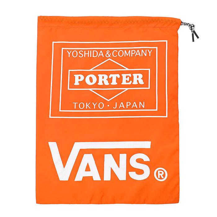 ポーター × ヴァンズ クラシック スリッポン VLT LX Porter_VANS_CLASSIC_SLIP-ON_VLT_LX_390-84230_bag