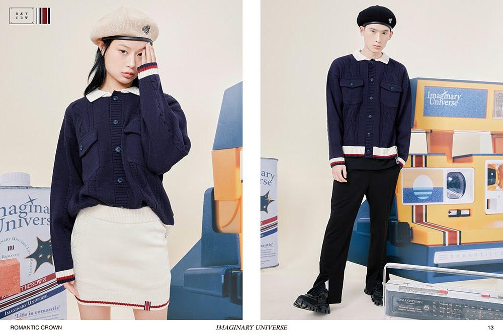 ロマンチック クラウン 韓国 ファッション ブランド 人気 おすすめ Romantic-Crown-Korean-Fashion-Brand