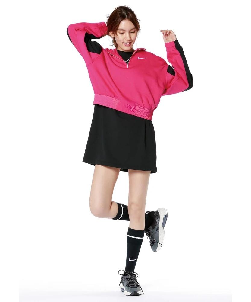 エックス ガール × アトモス ピンク ナイキ エア マックス ビバ (ブラック) x-girl-atmos-pink-nike-air-max-viva-black-DB5268-002-style