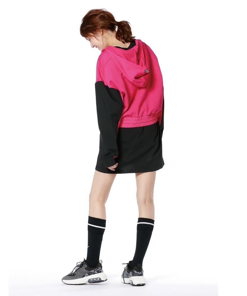 エックス ガール × アトモス ピンク ナイキ エア マックス ビバ (ブラック) x-girl-atmos-pink-nike-air-max-viva-black-DB5268-002-style-2