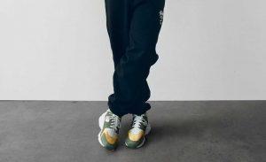 Stussy x Nike Air Huarache 21ss ステューシー ナイキ エアハラチ wearing