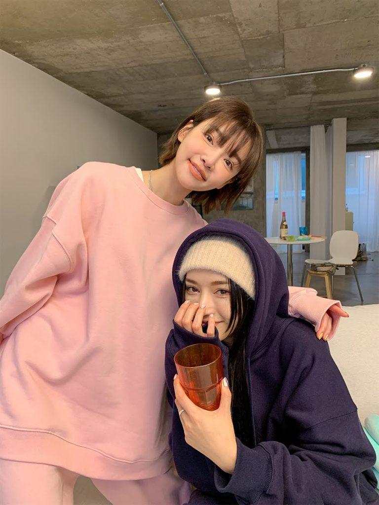 スタイルナンダ 韓国 ファッション ブランド 人気 おすすめ Stylenanda Korean Fashion Brand hoodie