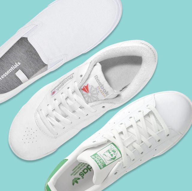 白 スニーカー レディース ウィメンズ おすすめ Types of WMNS White Sneakers with shoelace