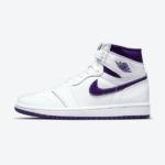 """ナイキ ウィメンズ エア ジョーダン 1 ハイ """"コート パープル"""" Nike-Air-Jordan-1-Court-Purple-Womens-CD0461-151-eyecatch"""