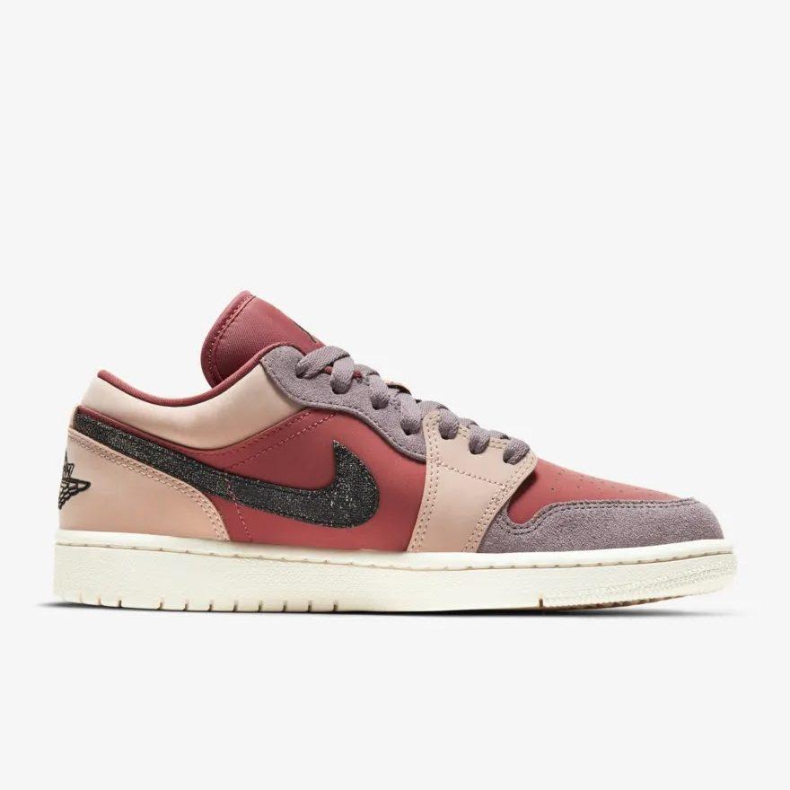 """ナイキ ウィメンズ エア ジョーダン 1 ロー """"キャニオン ラスト"""" Nike-WMNS-Air-Jordan-1-Low-Canyon-Rust-DC0774-602-side-2"""