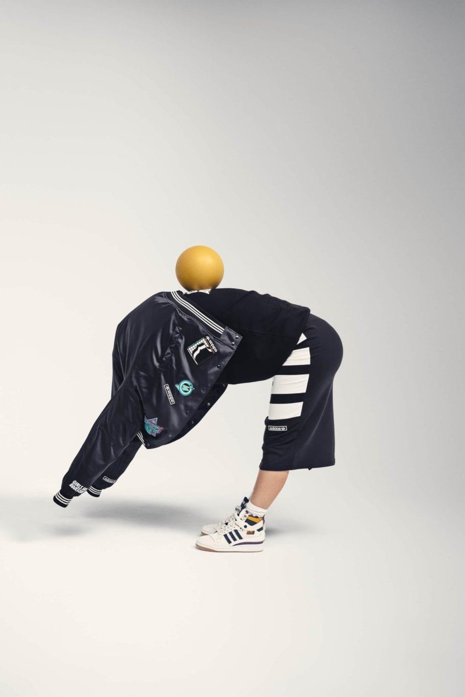 アディダス オリジナルス × ガールズ アー オーサム コレクション adidasxGirlsAreAwesome_VarsityJacket