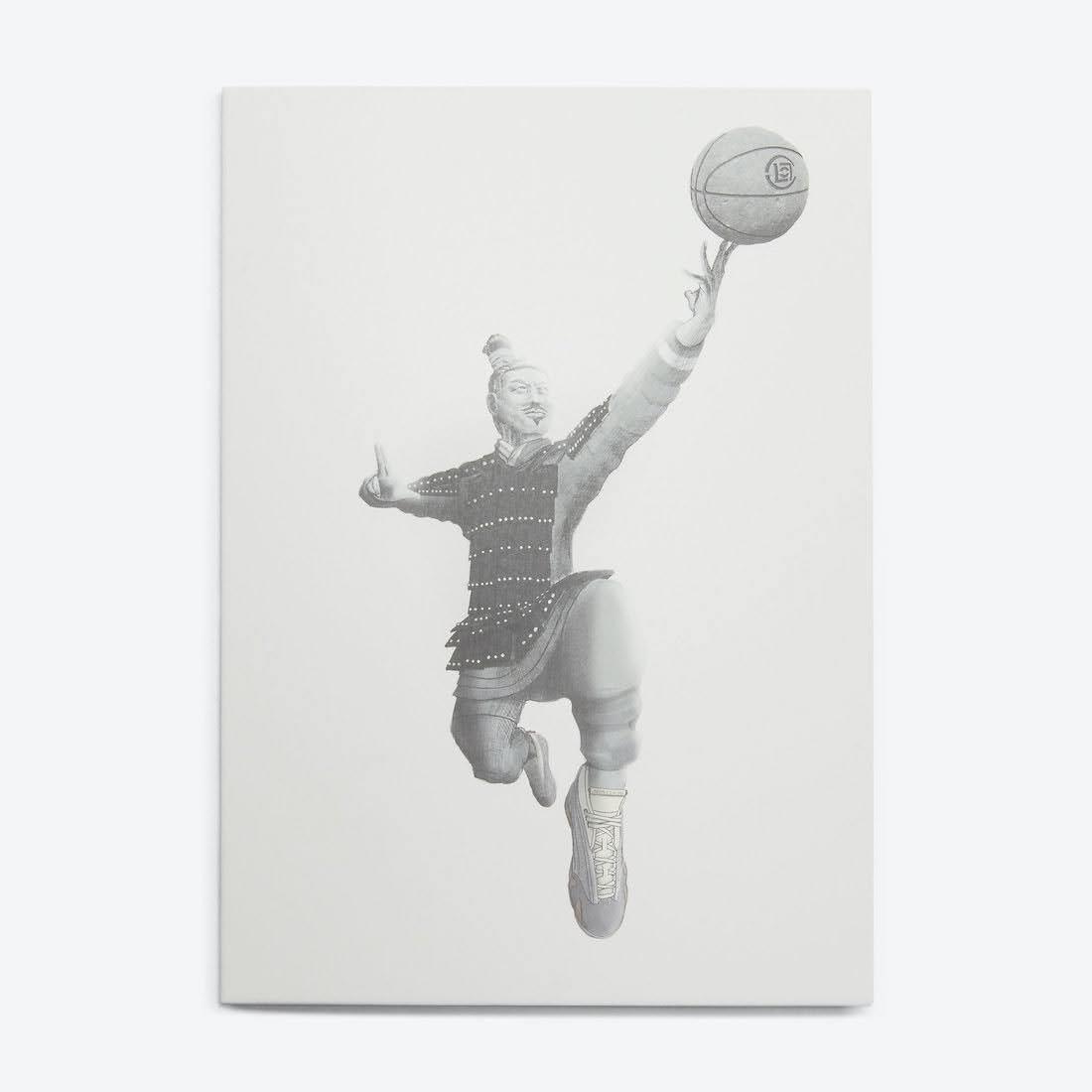 """クロット × ナイキ エア ジョーダン 14 ロー """"テラコッタ"""" clot-x-nike-air-jordan-14-low-terracotta-dc9857-200-art"""
