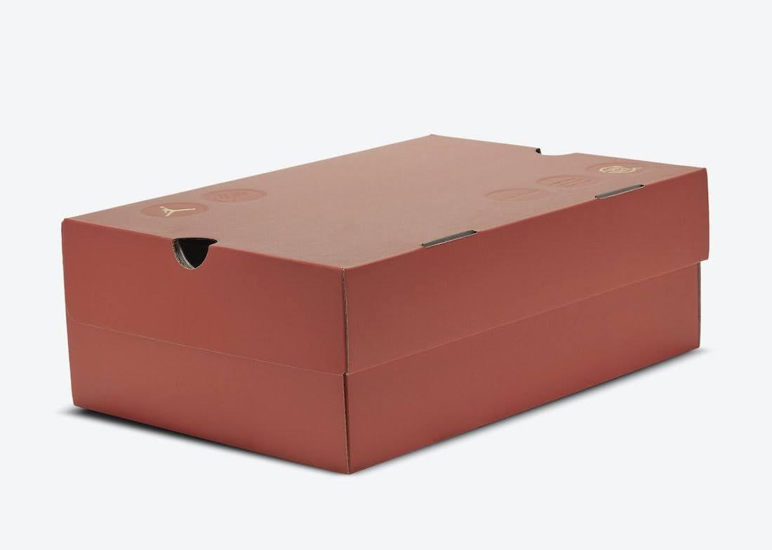 """クロット × ナイキ エア ジョーダン 14 ロー """"テラコッタ"""" clot-x-nike-air-jordan-14-low-terracotta-dc9857-200-box"""