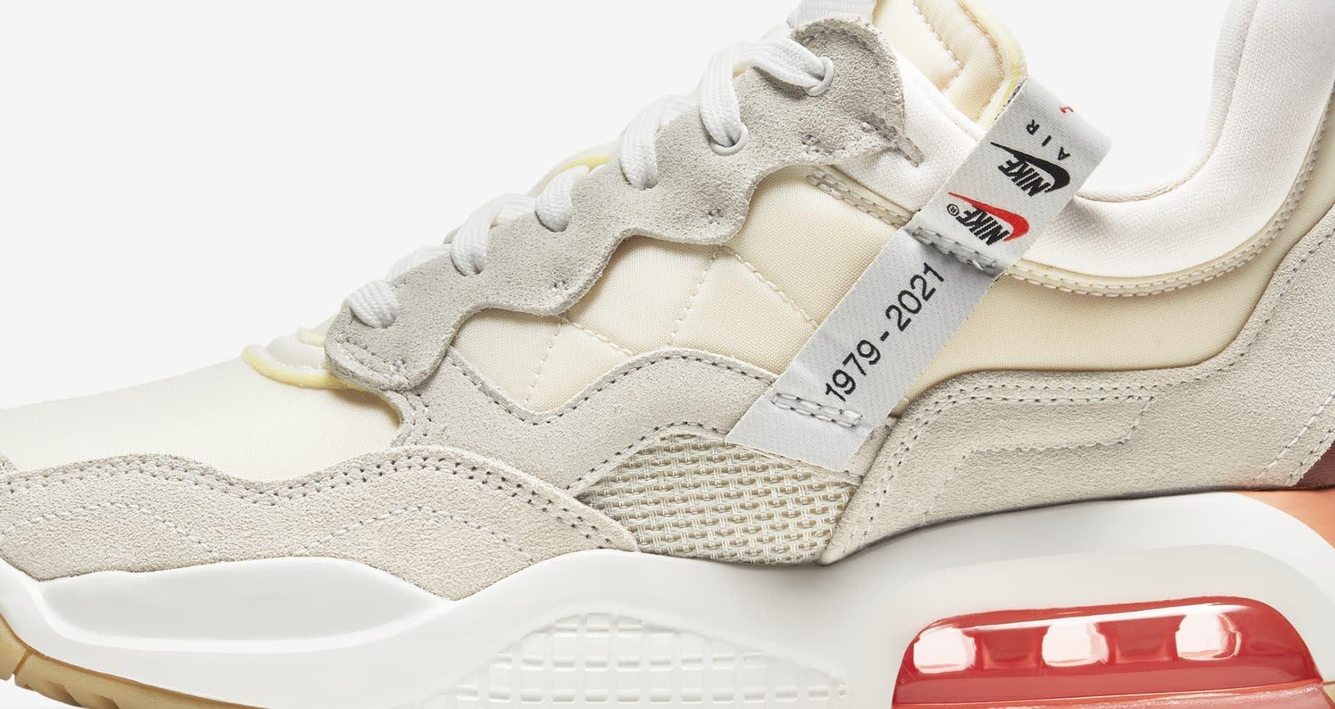 """ナイキ ジョーダン MA2 """"フューチャー ビギニングス"""" Nike-jordan-ma2-future-beginnings-DA2552-100-side-closeup"""