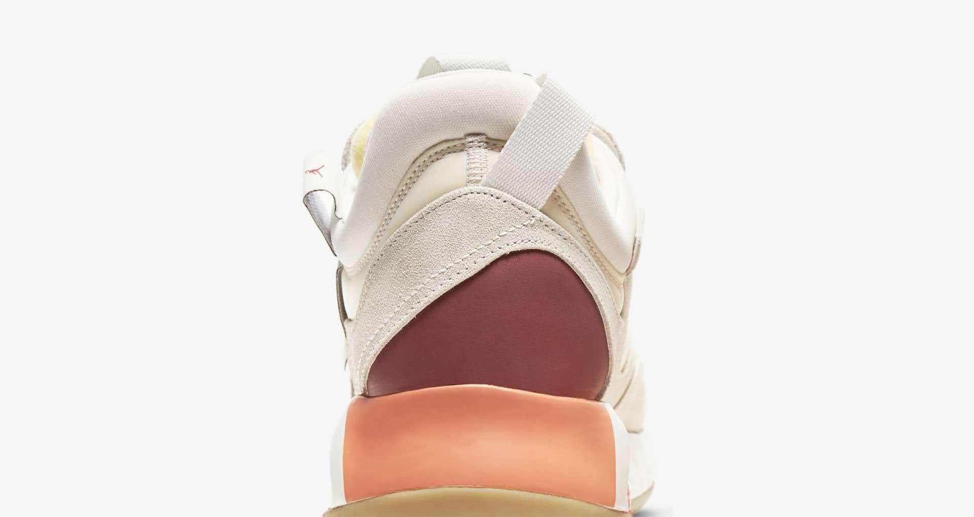 """ナイキ ジョーダン MA2 """"フューチャー ビギニングス"""" Nike-jordan-ma2-future-beginnings-DA2552-100-heel-closeup"""