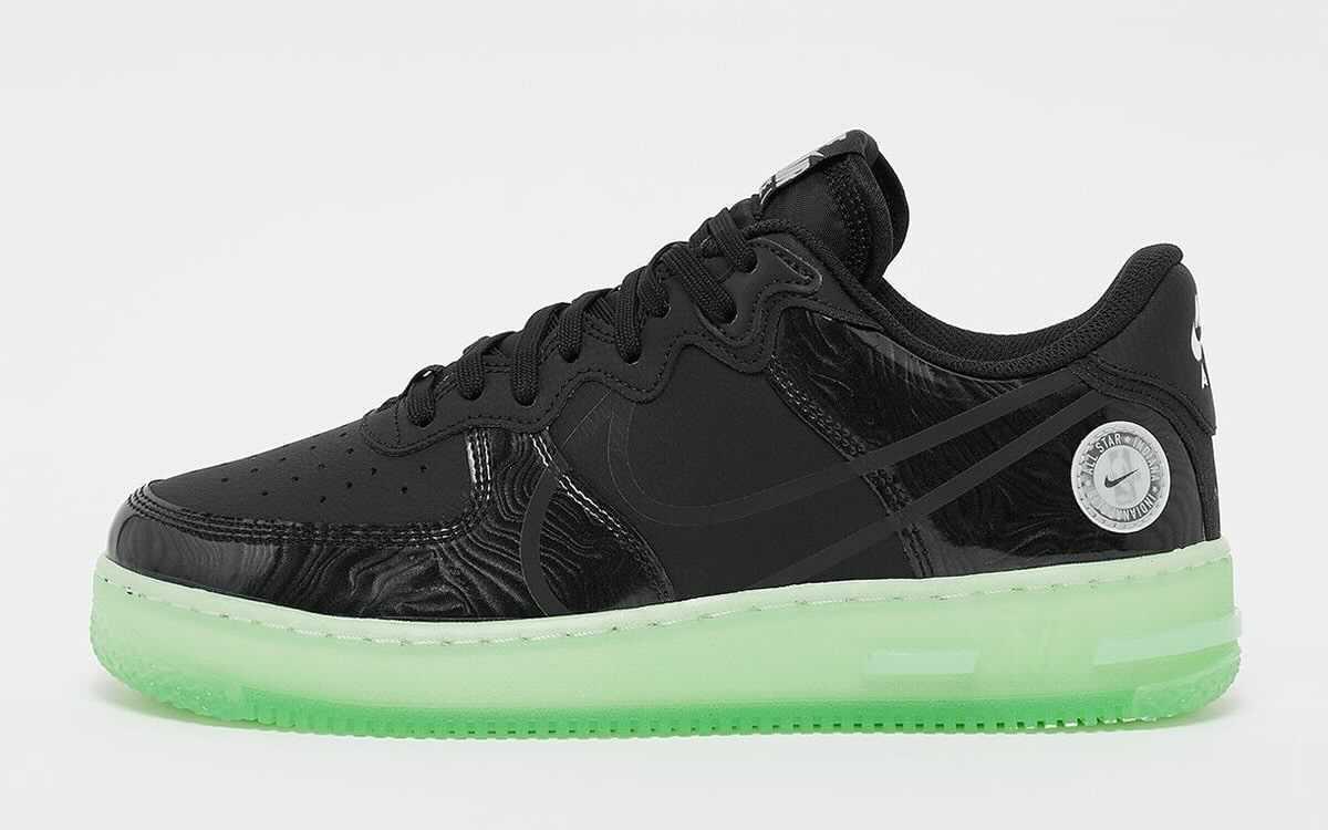 """ナイキ エア フォース 1 リアクト """"オールスター"""" Nike-Air-Force-1-React-All-Star-CV2218-001-main detail"""