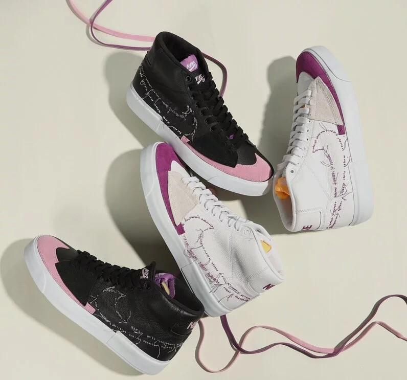 ナイキ SB ブレーザー ミッド エッジ Nike-Blazer-Mid-Edge-DA2189-100-pair