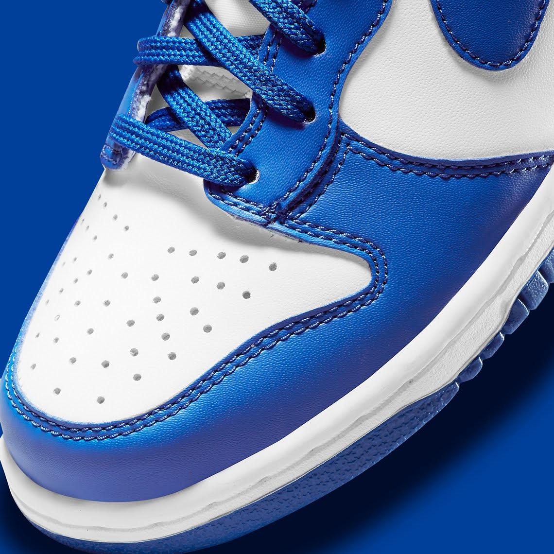 """ナイキ ダンク ハイ """"ゲーム ロイヤル"""" Nike-Dunk-High-Game-Royal-DC9265-101-toe"""