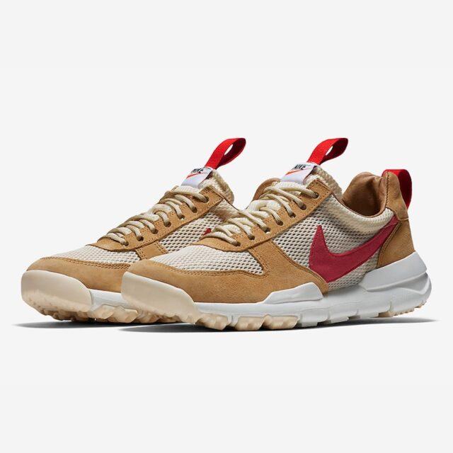 Tom Sachs x Nike Mars Yard 2.0 Natural/Sport Red-Maple Code: AA2261-100 main