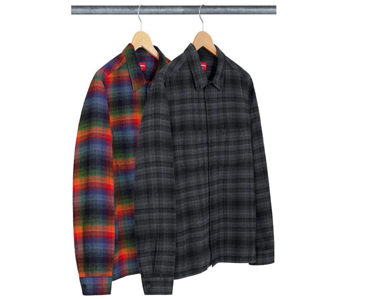 Plaid Flannel Shirt シュプリーム 2021年 春夏 新作 Supreme-2021ss-week-1