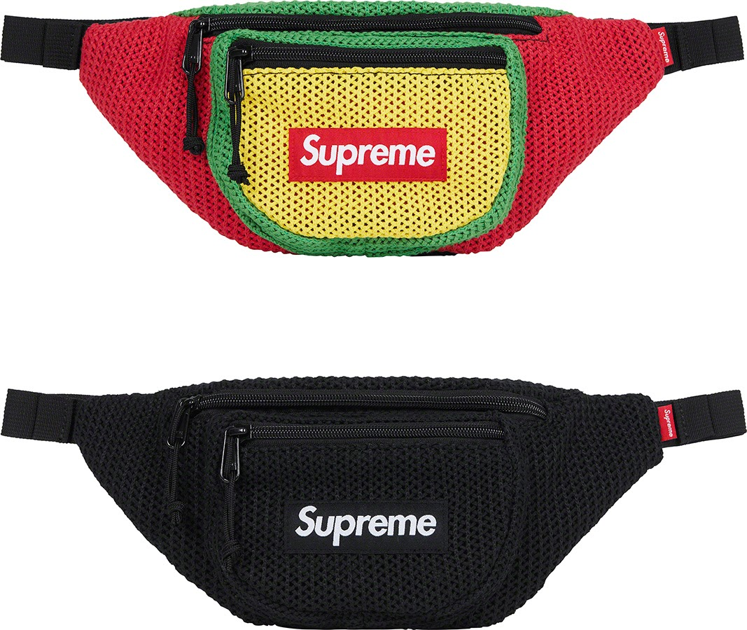 String Waist Bag シュプリーム 2021年 春夏 新作 Supreme-2021ss Bag 一覧