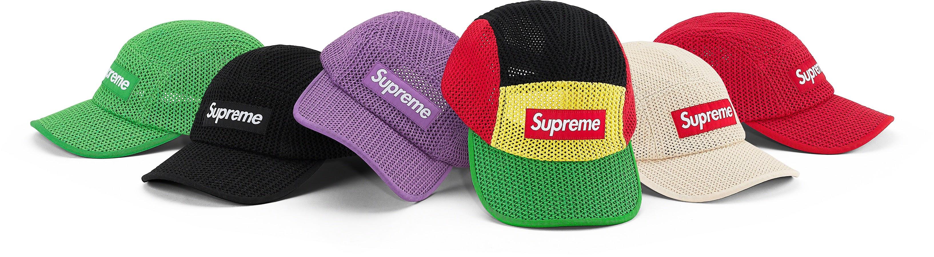 String Camp Capシュプリーム 2021年 春夏 新作 ハット Supreme 2021SS hat