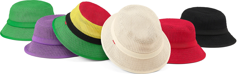 String Crusher シュプリーム 2021年 春夏 新作 ハット Supreme 2021SS hat