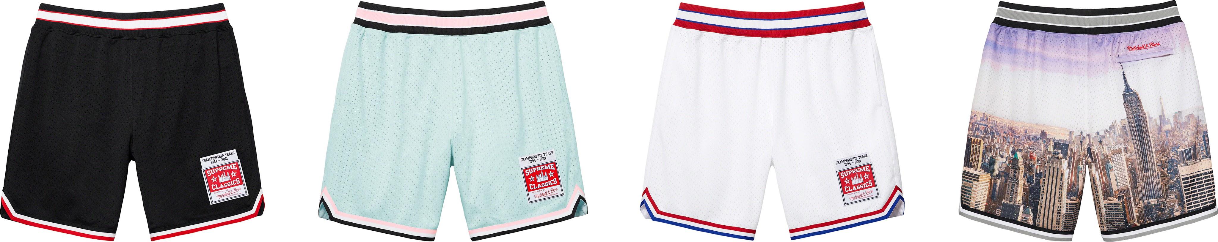 シュプリーム 2021年 春夏 新作 パンツ ショーツ Supreme 2021ss pants shorts 一覧 Supreme/Mitchell & Ness Basketball Short