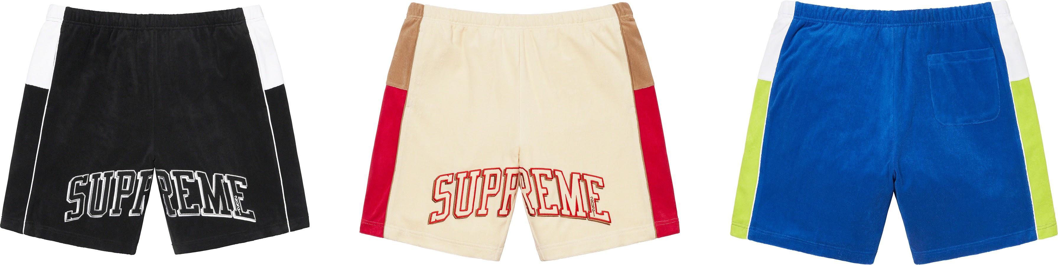 シュプリーム 2021年 春夏 新作 パンツ ショーツ Supreme 2021ss pants shorts 一覧 Terry Basketball Short