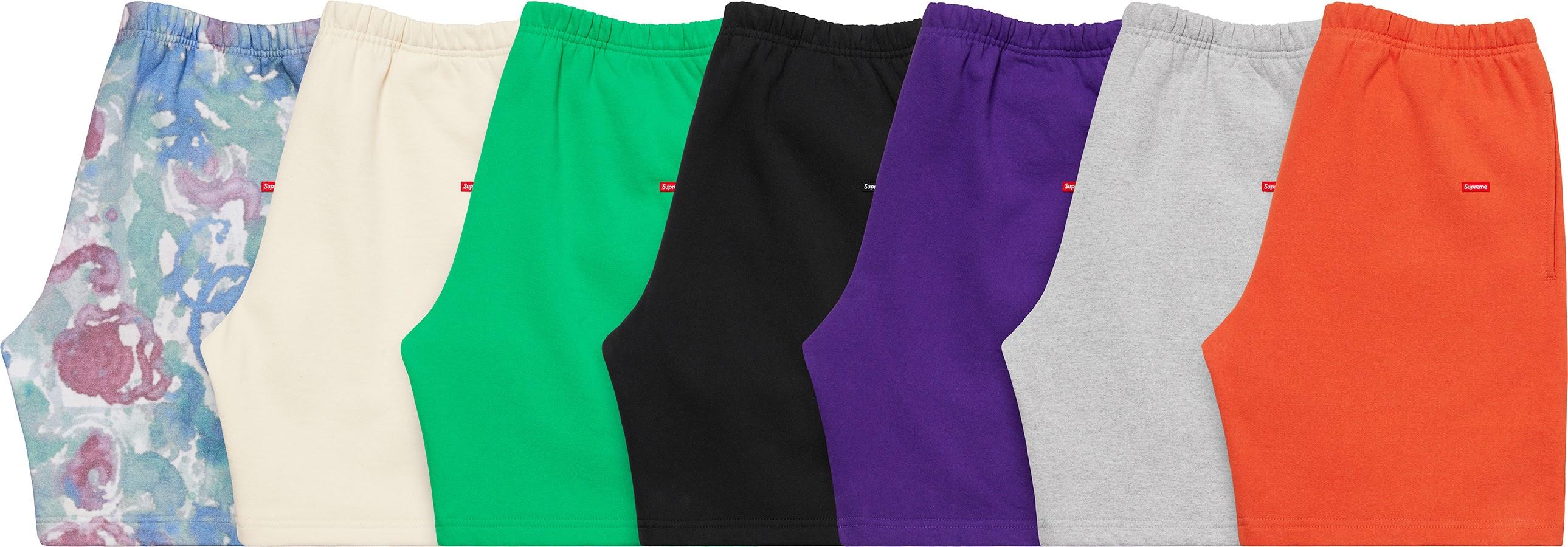 シュプリーム 2021年 春夏 新作 パンツ ショーツ Supreme 2021ss pants shorts 一覧 Small Box Sweatshort
