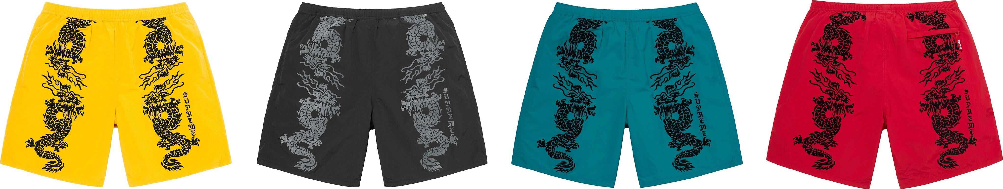 シュプリーム 2021年 春夏 新作 パンツ ショーツ Supreme 2021ss pants shorts 一覧 Dragon Water Short