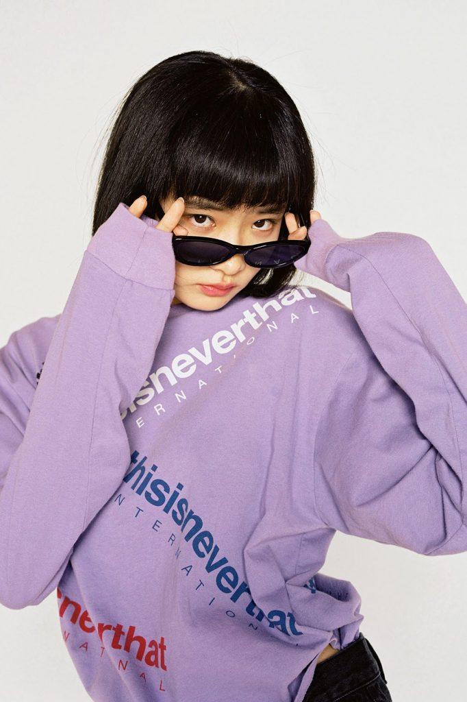 ディスイズネバーザット 韓国 ファッション ブランド 人気 おすすめ thisisneverthat-Korean-Fashion-Brand-Lookbook