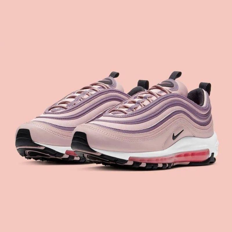"""発売中【Nike WMNS Air Max 97 """"Pink & Purple""""】"""