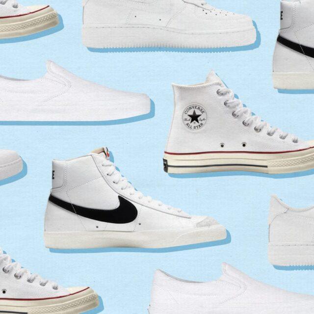 白 スニーカー おすすめ レディース 人気 Best White Sneakers Featured image
