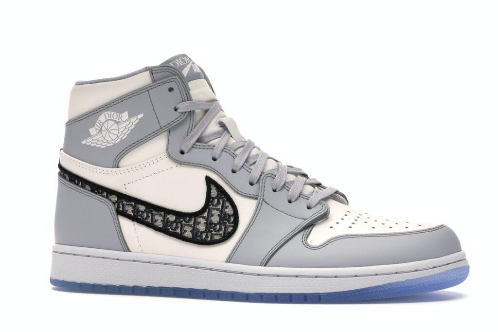 ディオール ナイキ コラボ エアジョーダン 1 Dior Nike Air Jordan 1 Hi