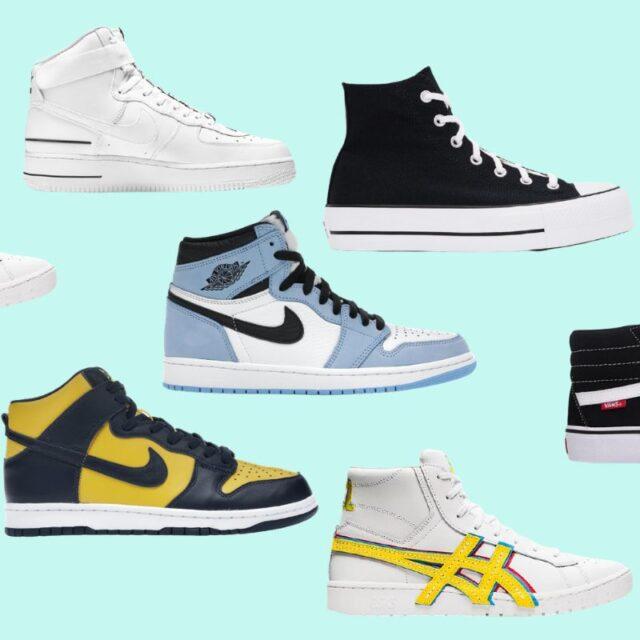 ハイカット スニーカー レディース おすすめ 人気 High top Sneakers for women featured image