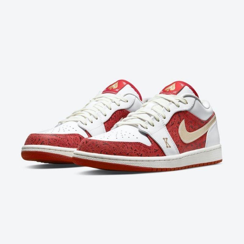 """5月27日発売【Nike Air Jordan 1 Low """"Spades""""】※メンズサイズ展開"""