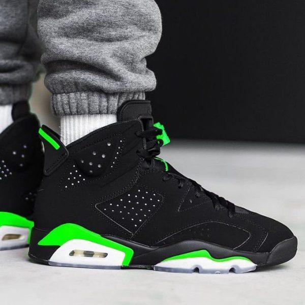 """ナイキ エア ジョーダン 6 """"エレクトリック グリーン"""" Nike-Air-Jordan-6-Electric-Green-CT8529-003-eyecatch"""