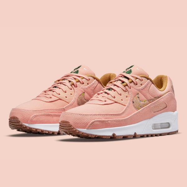 """ナイキ エア マックス 90 """"コルク ピンク"""" Nike-Air-Max-90-Cork-Pink-DD0384-800-eyecatch"""