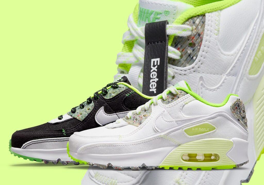 """2021年発売予定【Nike Air Max 90 GS """"Exeter Edition""""】"""